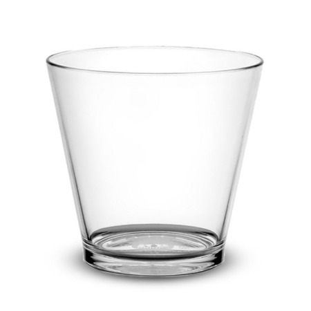 Unzerbrechliche Cocktailgläser aus Kunststoff (Polycarbonat) 33 cl