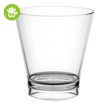 Unzerbrechliche Cocktailgläser in polycarbonat 33 Cl