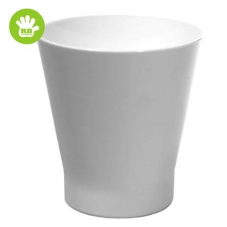 Unzerbrechliche Cocktailgläser in polycarbonat weiss 33 Cl