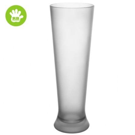 Unzerbrechliche Biergläser in polycarbonat frosted 30 Cl