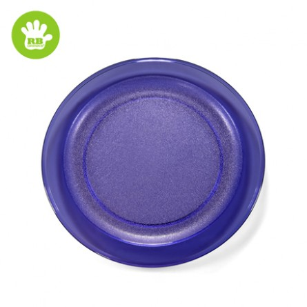 Unzerbrechlich Platte Blau 18 cm