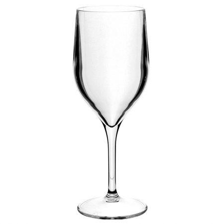 Unzerbrechliche Weingläser aus Kunststoff (Polycarbonat) 30 cl