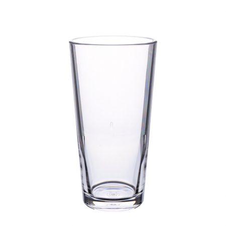 Unzerbrechliche Akvila Longdrinkgläser aus Kunststoff (Polycarbonat) 28 cl