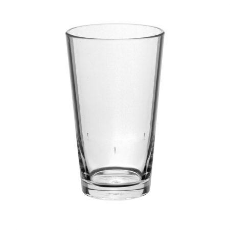 Unzerbrechliche Akvila Biergläser aus Kunststoff (Polycarbonat) 40 cl