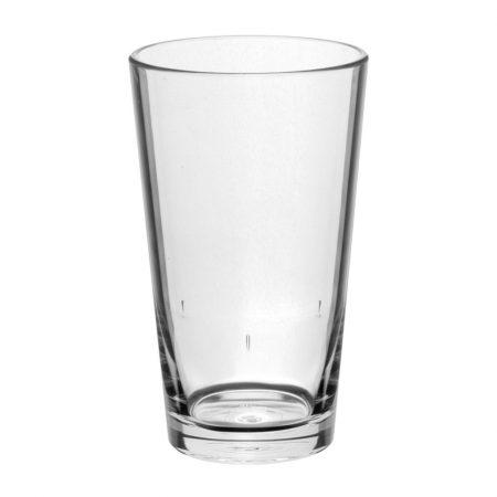 Unzerbrechliche Akvila Biergläser aus Kunststoff (Polycarbonat) 50 cl