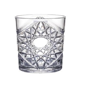 Unzerbrechliche Gläser aus Kunststoff (Polycarbonat) 35 cl
